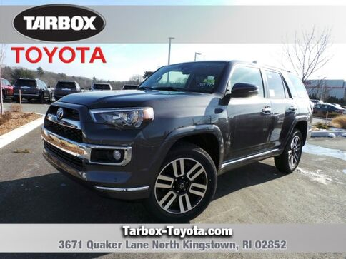 2018_Toyota_4Runner_Limited_ North Kingstown RI