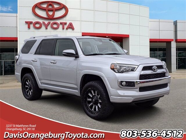 2018 Toyota 4Runner Limited Orangeburg SC