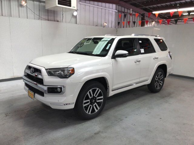 2018 Toyota 4Runner Limited Oroville CA