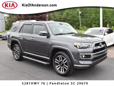 2018_Toyota_4Runner_Limited_ Greenville SC