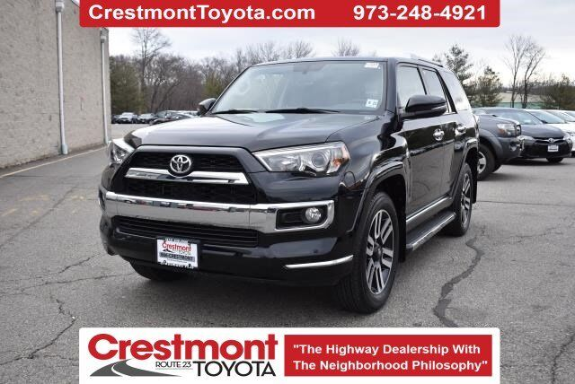 2018 Toyota 4Runner Limited Pompton Plains NJ