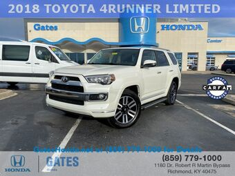 2018_Toyota_4Runner_Limited_ Richmond KY