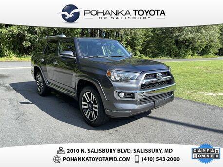 2018_Toyota_4Runner_Limited_ Salisbury MD