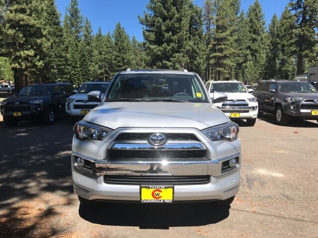 2018 Toyota 4Runner Limited South Lake Tahoe CA