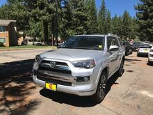 2018_Toyota_4Runner_Limited_ South Lake Tahoe CA