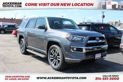 2018_Toyota_4Runner_Limited_ St. Louis MO
