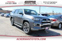 Toyota 4Runner Limited 2018