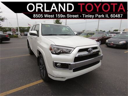 2018_Toyota_4Runner_Limited_ Tinley Park IL