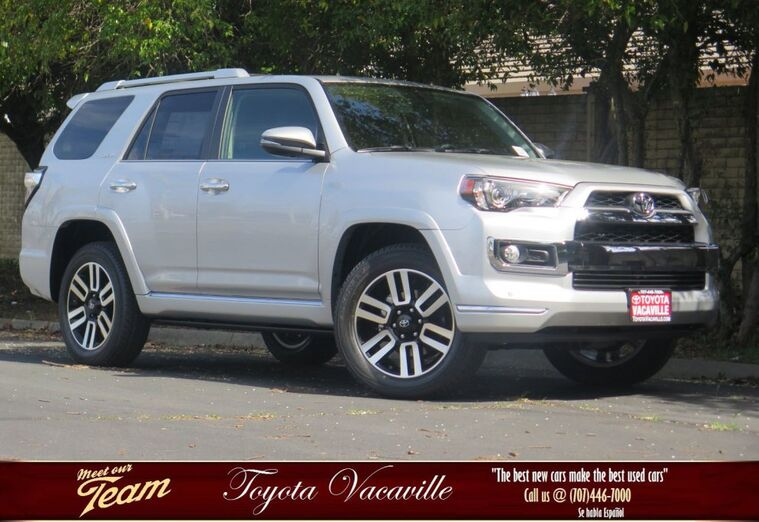 2018 Toyota 4Runner Limited Vacaville CA