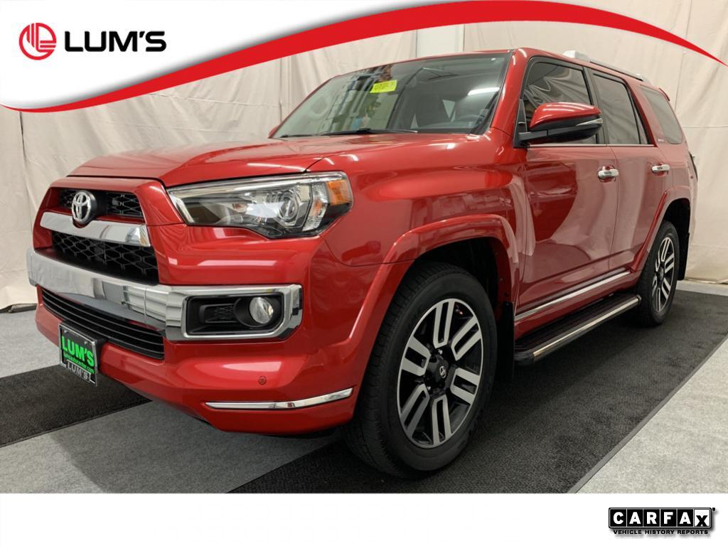 2018 Toyota 4Runner Limited Warrenton OR