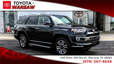 2018_Toyota_4Runner_Limited_ Warsaw IN