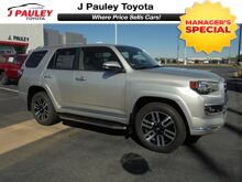 2018_Toyota_4Runner_Limited_ Fort Smith AR