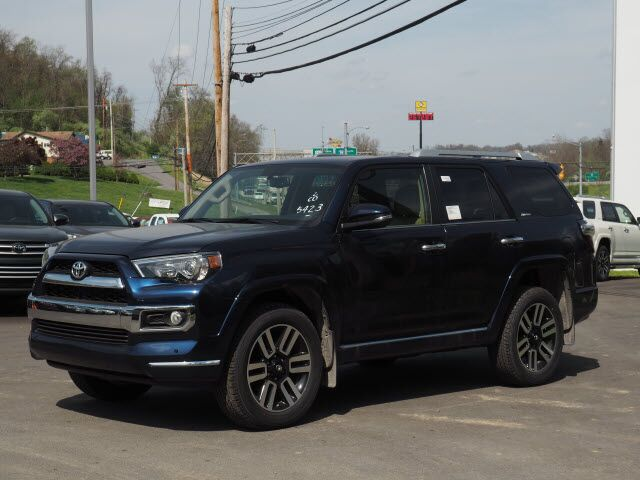 2018 toyota 4runner limited whitehall wv 21498460. Black Bedroom Furniture Sets. Home Design Ideas