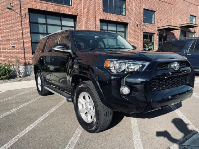 2018 Toyota 4Runner SR5 4WD Bountiful UT