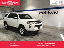 2018_Toyota_4Runner_SR5 4WD / Super Low Km / Clean Carproof / Local / One Owner / Immaculate Condition_ Winnipeg MB