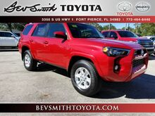 2018_Toyota_4Runner_SR5 4x2 w/Nav_ Fort Pierce FL