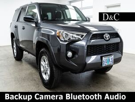 2018 Toyota 4Runner SR5 Backup Camera Bluetooth Audio