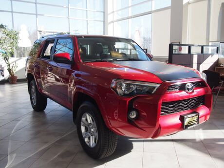 2018 Toyota 4Runner SR5 Epping NH