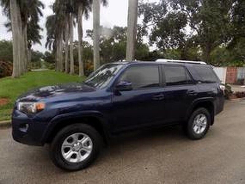 2018 Toyota 4Runner SR5 Hollywood FL