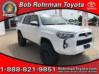 Toyota 4Runner SR5 LIFTED plus RIMS and TIRES 2018