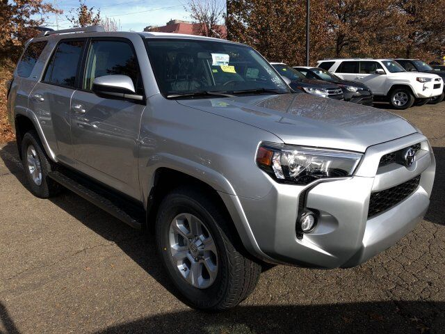 2018 Toyota 4Runner SR5 Cranberry Twp PA
