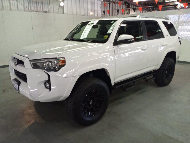 2018 Toyota 4Runner SR5 Oroville CA