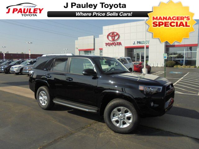 2018 toyota 4runner sr5 premium leather moonroof 3rd row. Black Bedroom Furniture Sets. Home Design Ideas