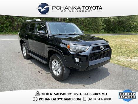 2018_Toyota_4Runner_SR5_ Salisbury MD