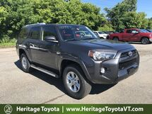 2018 Toyota 4Runner SR5 South Burlington VT