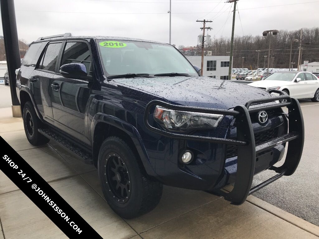 2018 Toyota 4Runner SR5 Washington PA