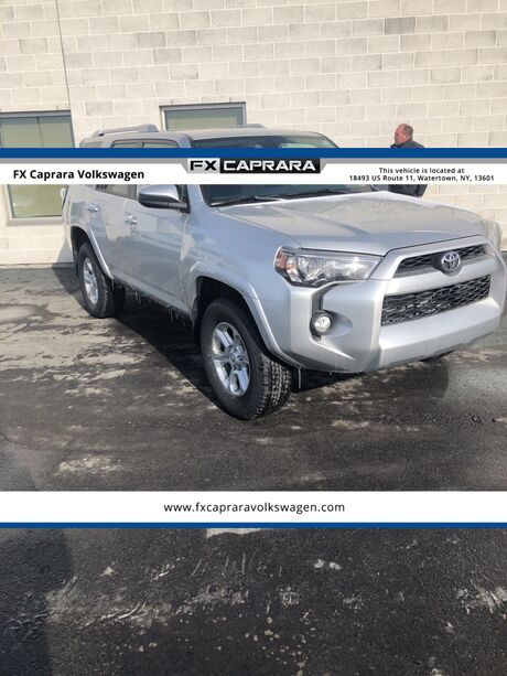 2018 Toyota 4Runner SR5 Watertown NY