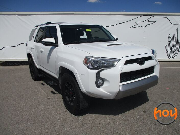2018 Toyota 4Runner TRD Off-Road El Paso TX