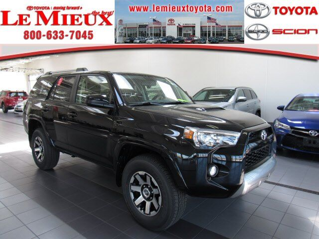 2018 Toyota 4Runner TRD Off Road Green Bay WI