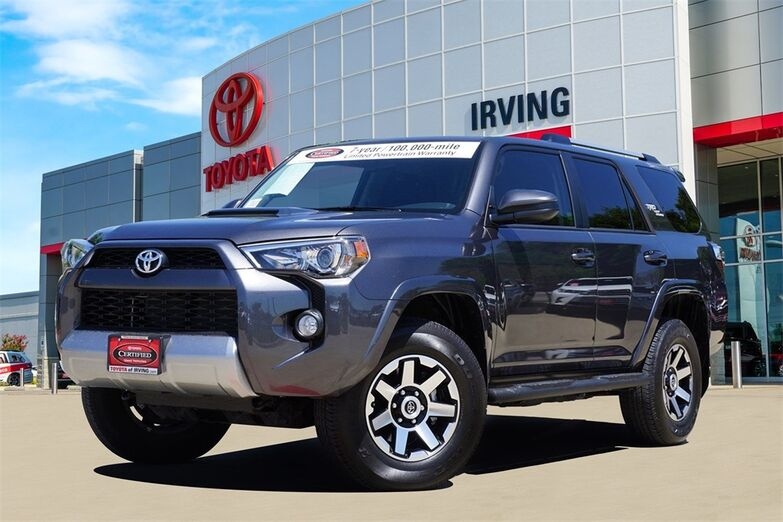 2018 Toyota 4Runner TRD Off-Road Irving TX