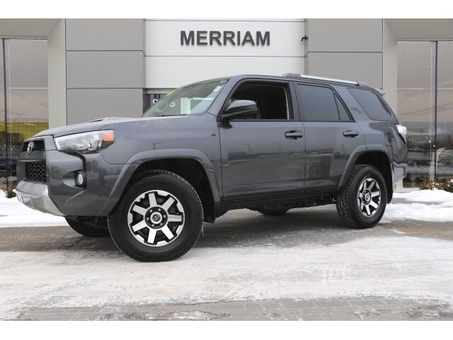 2018 Toyota 4Runner TRD Off-Road Merriam KS