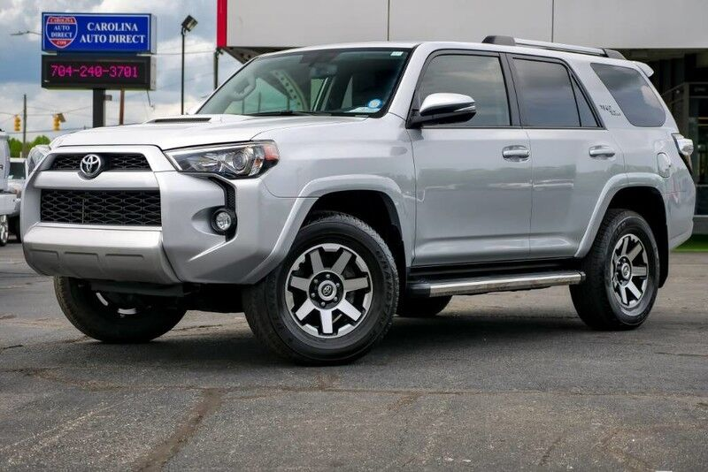 2018 Toyota 4Runner TRD Off-Road Premium 4X4 w/ Sliding Cargo Deck, Heated Front Seats & NAV Mooresville NC