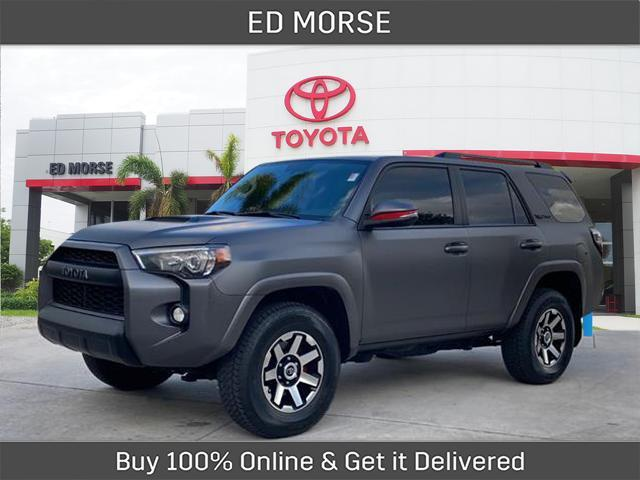 2018 Toyota 4Runner TRD Off-Road Premium Delray Beach FL