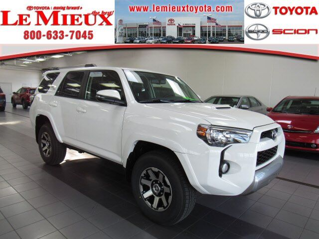 2018 Toyota 4Runner TRD Off Road Premium Green Bay WI