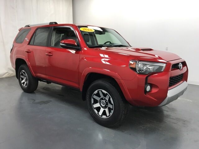 2018 Toyota 4Runner TRD Off-Road Premium Holland MI