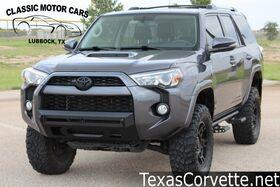 2018_Toyota_4Runner_TRD Off Road Premium_ Lubbock TX