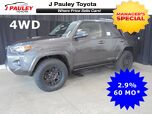 2018 Toyota 4Runner TRD Off Road Premium Model Year Closeout!