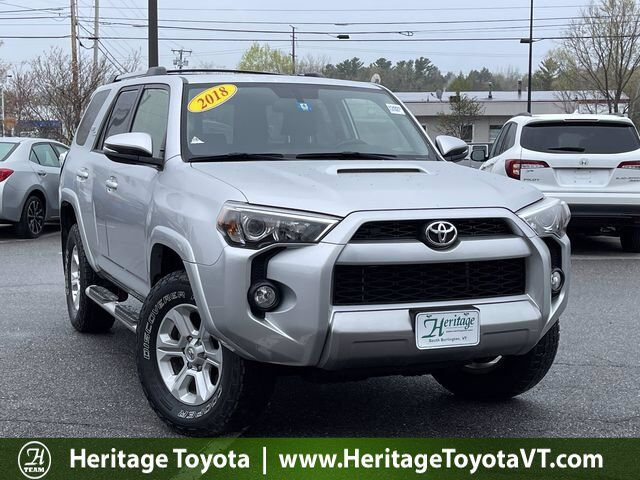 2018 Toyota 4Runner TRD Off-Road Premium South Burlington VT