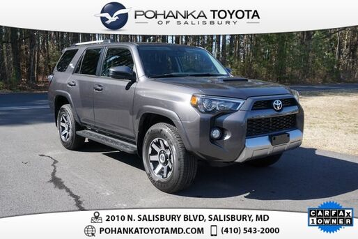 2018_Toyota_4Runner_TRD Off-Road_ Salisbury MD