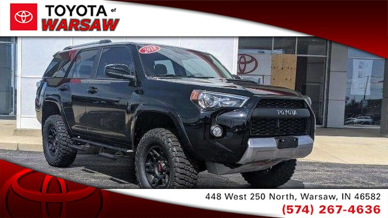 2018 Toyota 4Runner TRD Off Road Warsaw IN