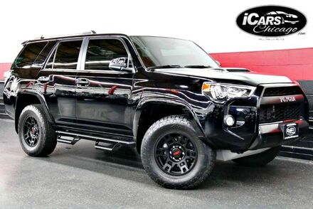 2018_Toyota_4Runner_TRD Pro 4dr Suv_ Chicago IL