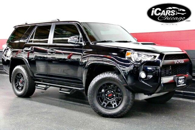 2018 Toyota 4runner Trd Pro 4dr Suv Chicago Il