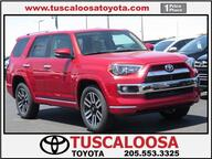 2018 Toyota 4runner Limited 2WD Tuscaloosa AL
