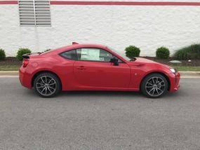 2018 Toyota 86 2D COUPE GT Decatur AL