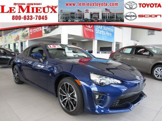2018 Toyota 86 GT Green Bay WI