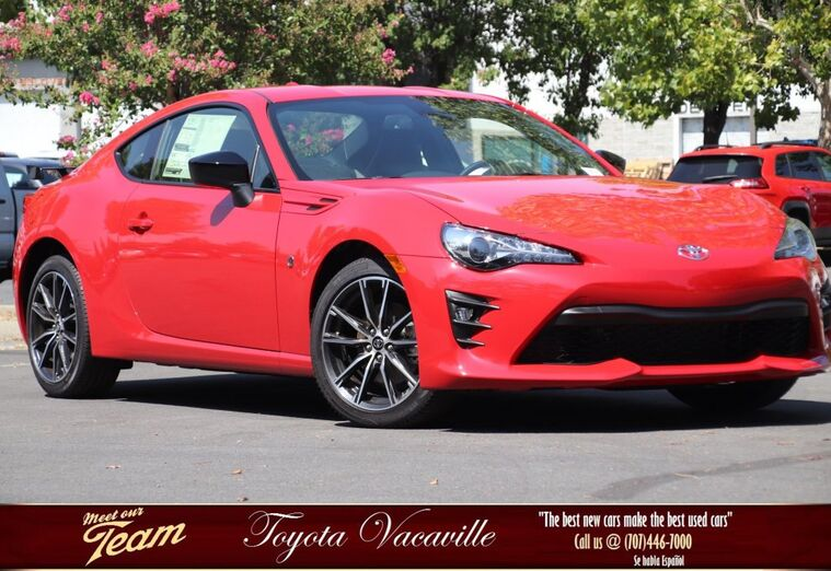 2018 Toyota 86 GT Vacaville CA